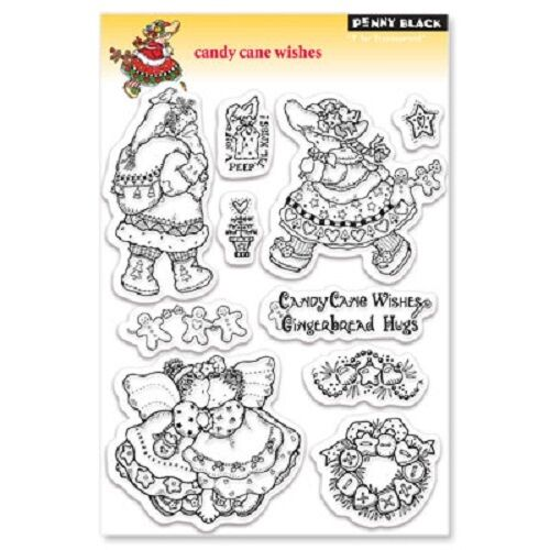 how to clean clear stamps