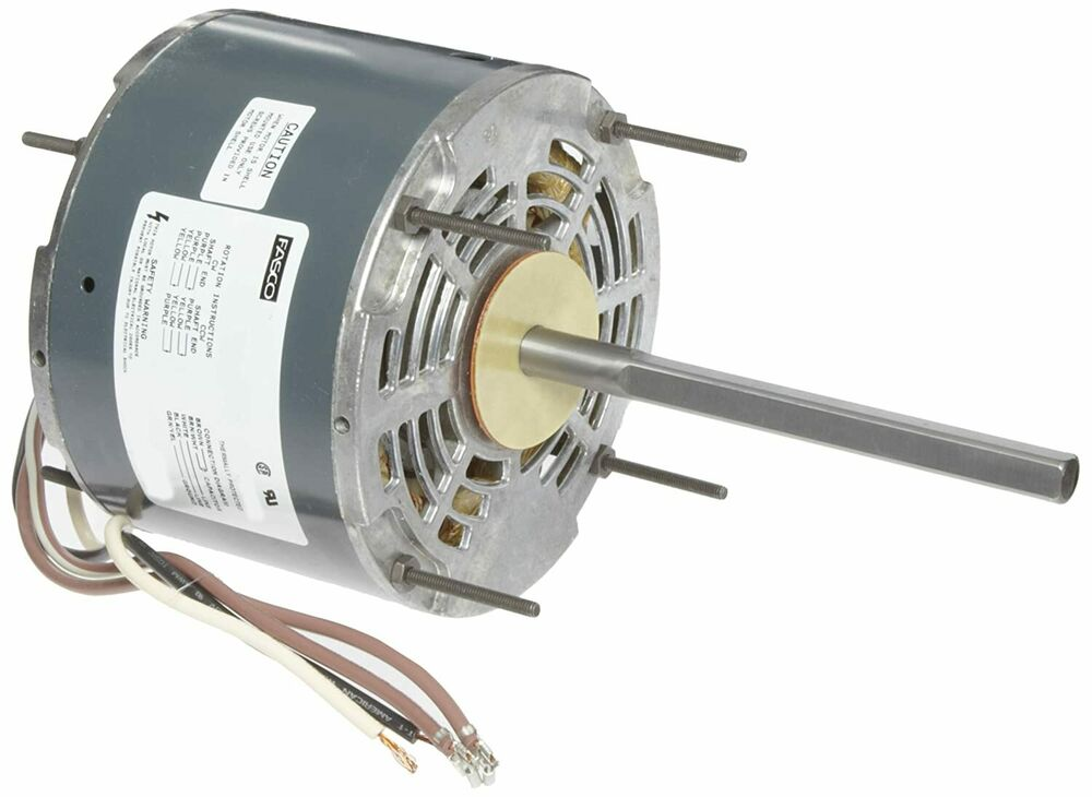 D742 Fasco 1075 Rpm Ac Air Conditioner Condenser Fan Motor