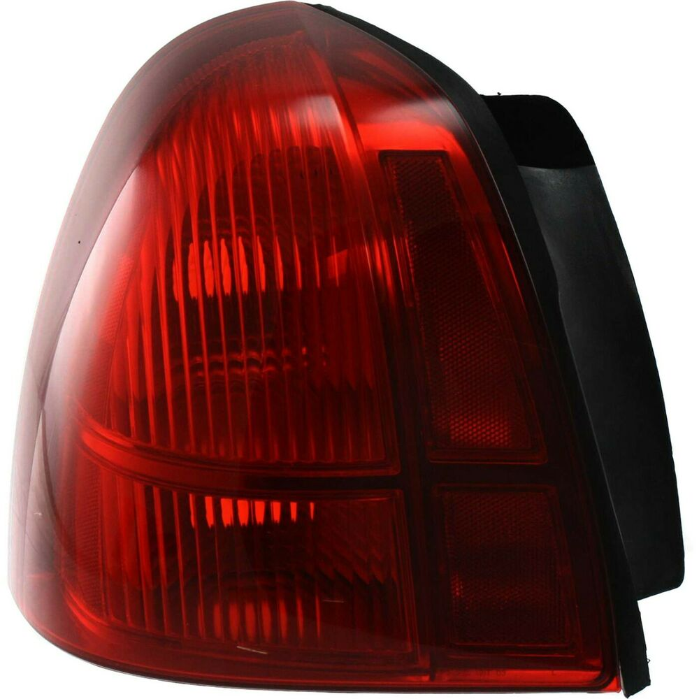 2011 Lincoln Town Car: Tail Light For 2003-2011 Lincoln Town Car Driver Side