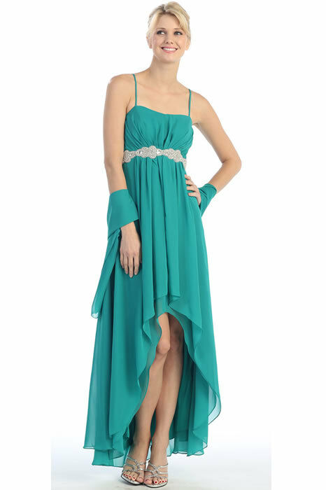 longshort formal occasion bridesmaid dress party evening