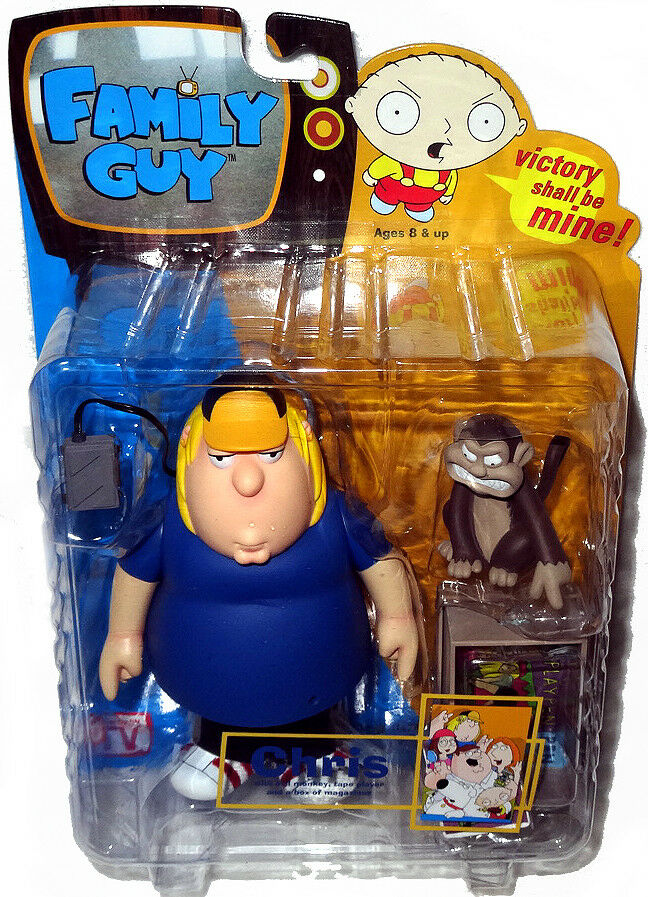 Family Guy Toys Toywiz : Family guy chris griffin series action figure quot scale