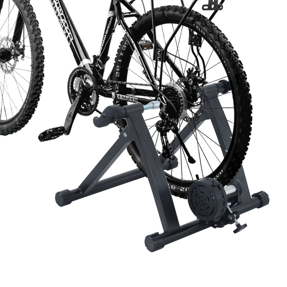 Indoor Exercise Bicycle Trainer Magnetic 5 Level