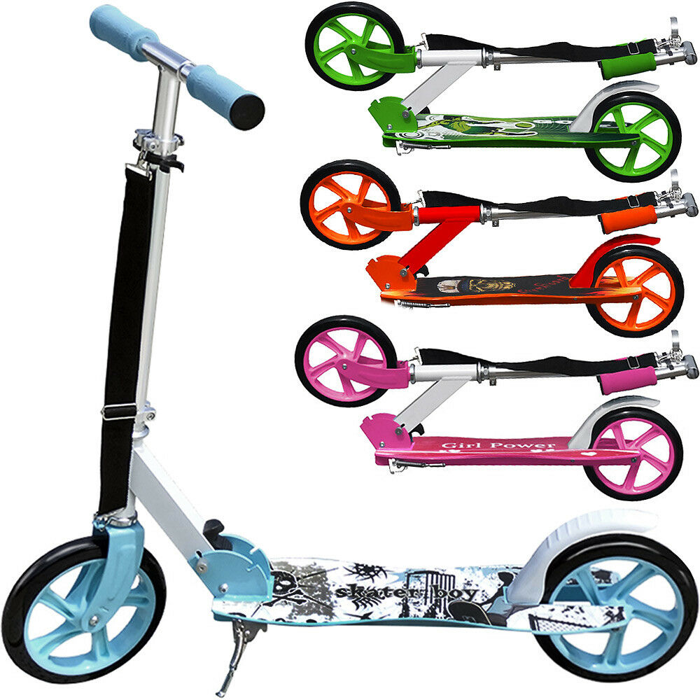 scooter roller kinderroller tretroller cityroller. Black Bedroom Furniture Sets. Home Design Ideas