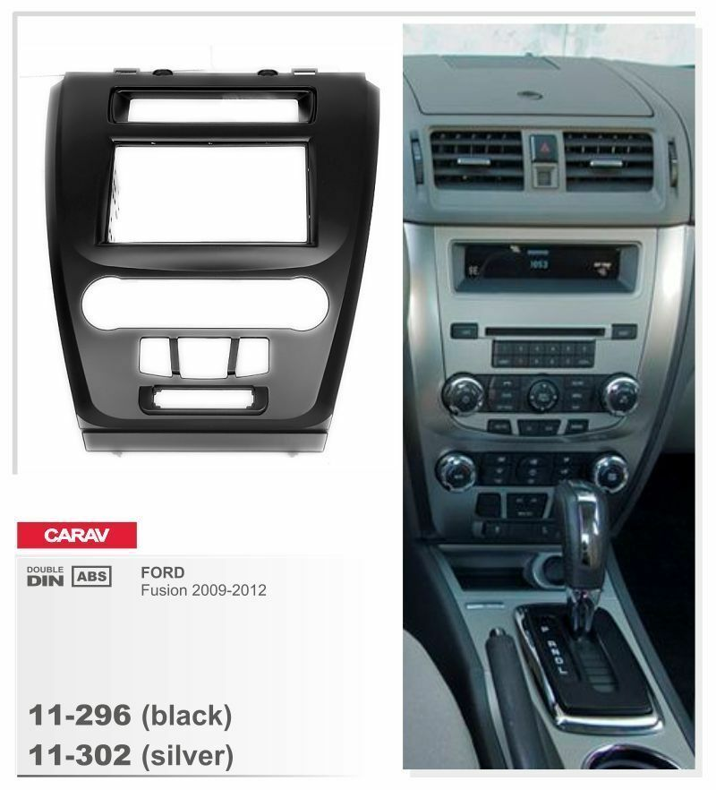 Install Car Stereo  Ford Fusion