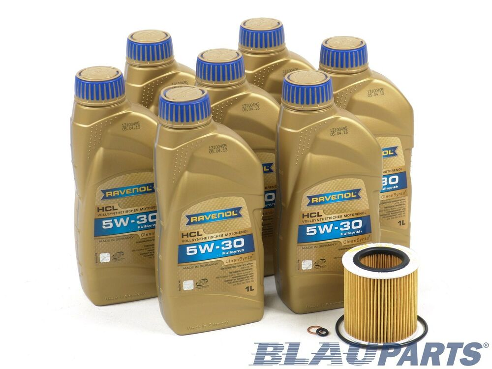 Bmw Oil Change Kit 325i 328i 330i 335i 435i E90 92 93 F30