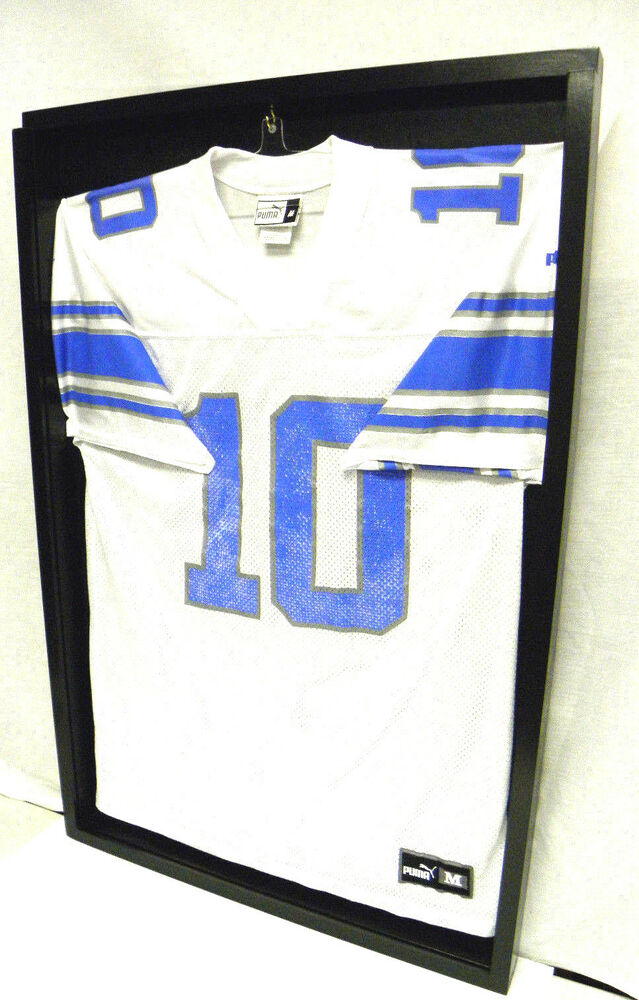 Jersey Display Case For Autographed T Shirts Amp Jerseys