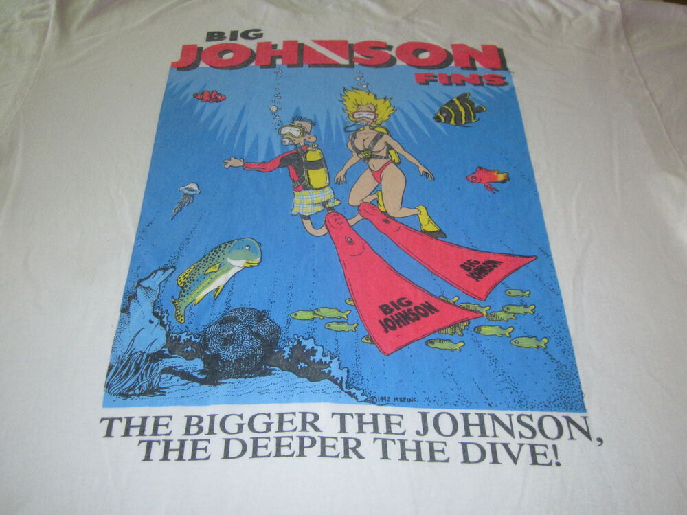 Big johnson casino shirt