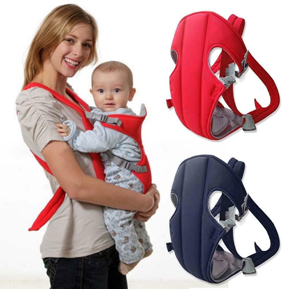 Infant Baby Carrier Backpack Practical Mom Front Back ...