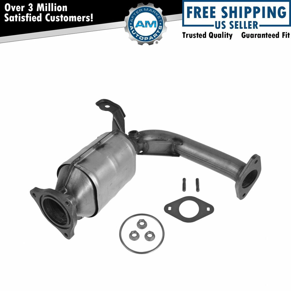 Catalytic Converter Amp Front Exhaust Pipe For Chevy Pontiac