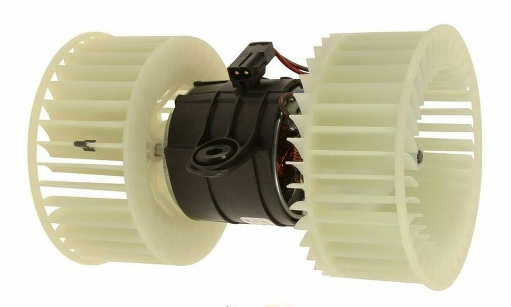 Genuine Air Heater A C Blower Electric Fan Motor For Bmw