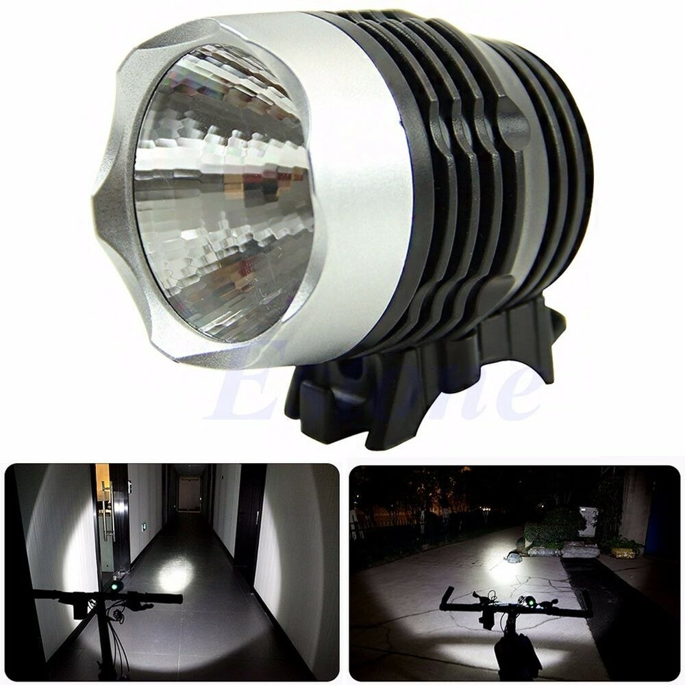1000 lumen Cycling Bike Bicycle LED Front HEAD LIGHT ...