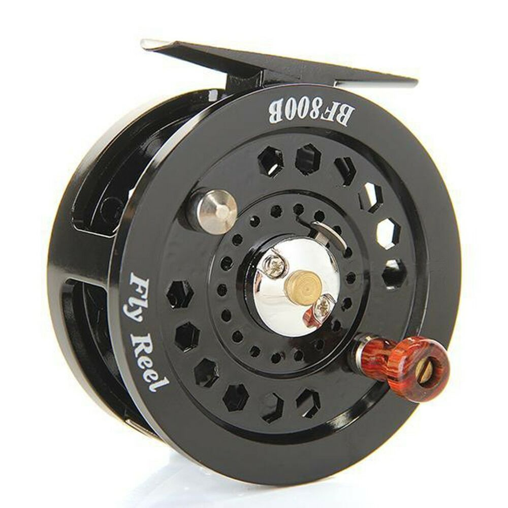 Durable fly fishing reels reel freshwater loop right left for Fly fishing reels ebay