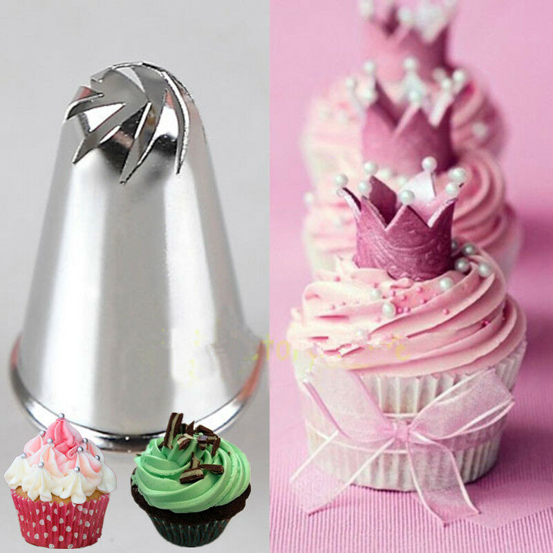 Drop Flower Icing Piping Mini Nozzle Cake Cupcake ...