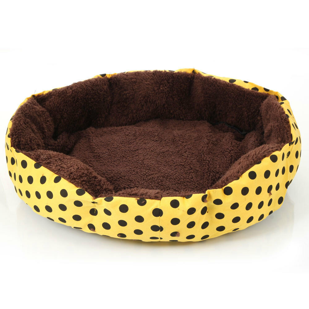 Nest Dog Bed Pattern