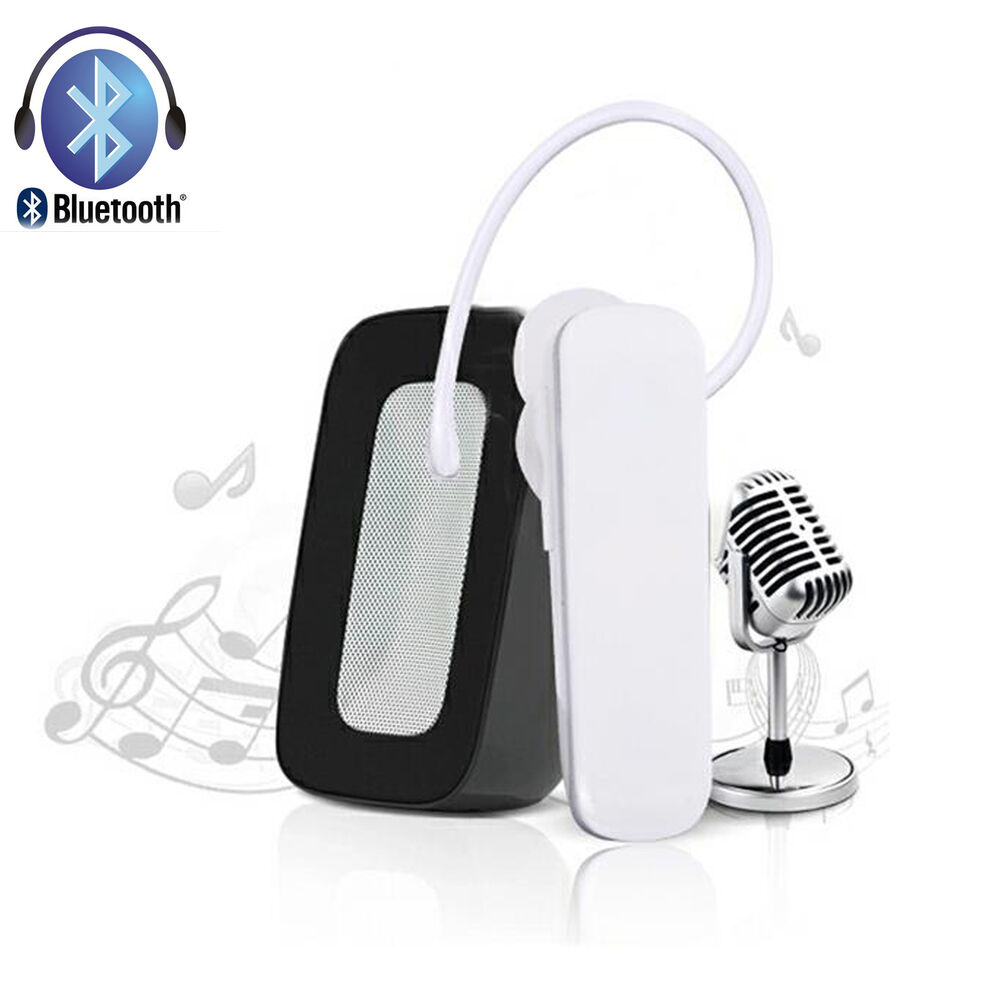 Wireless Stereo Bluetooth Headset For Samsung Galaxy S5 S