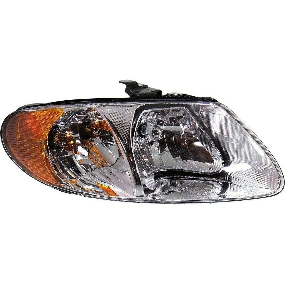 Headlight For 2001-2007 Chrysler Town & Country Dodge