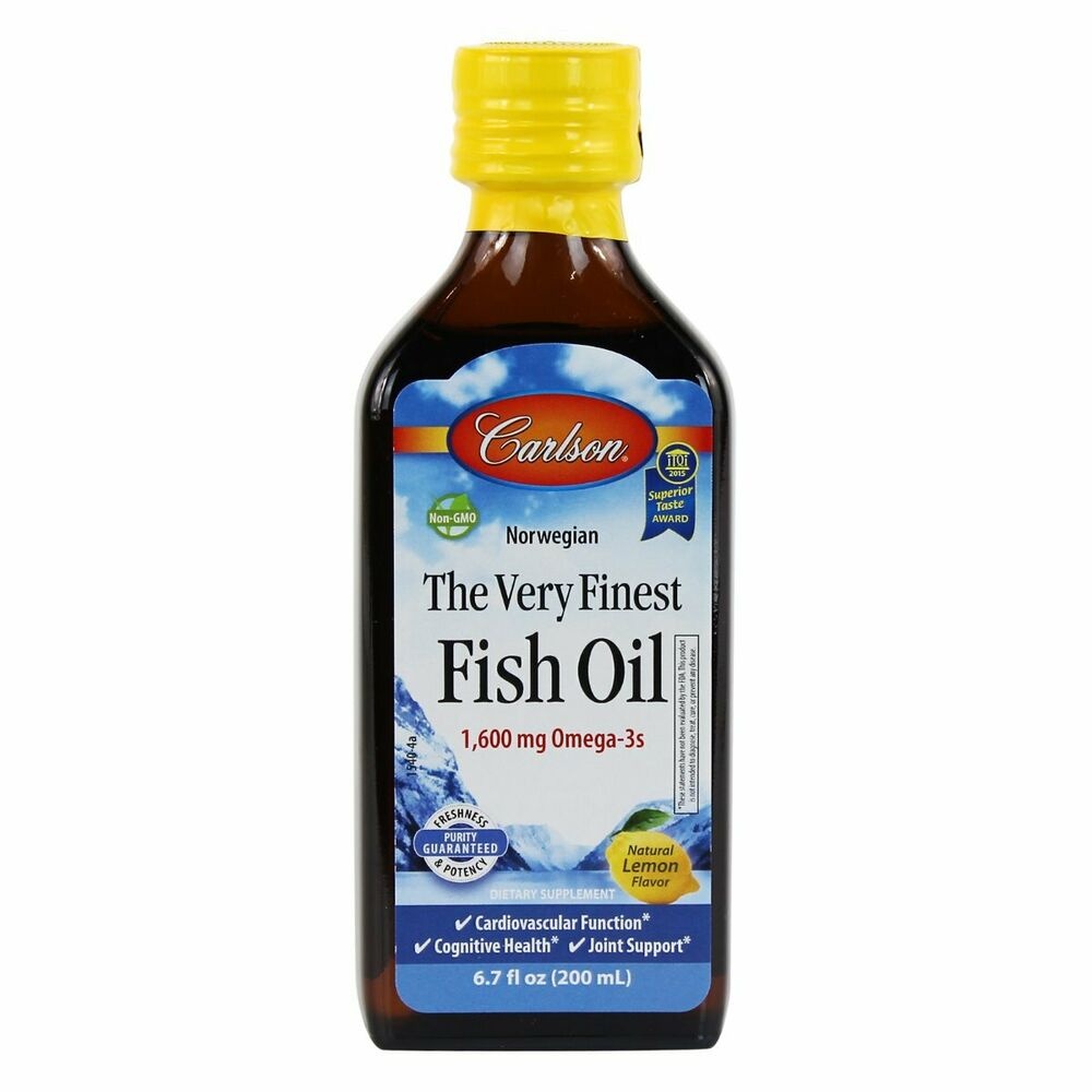 Carlson the very finest norwegian fish oil liquid omega 3 for Carlson norwegian fish oil