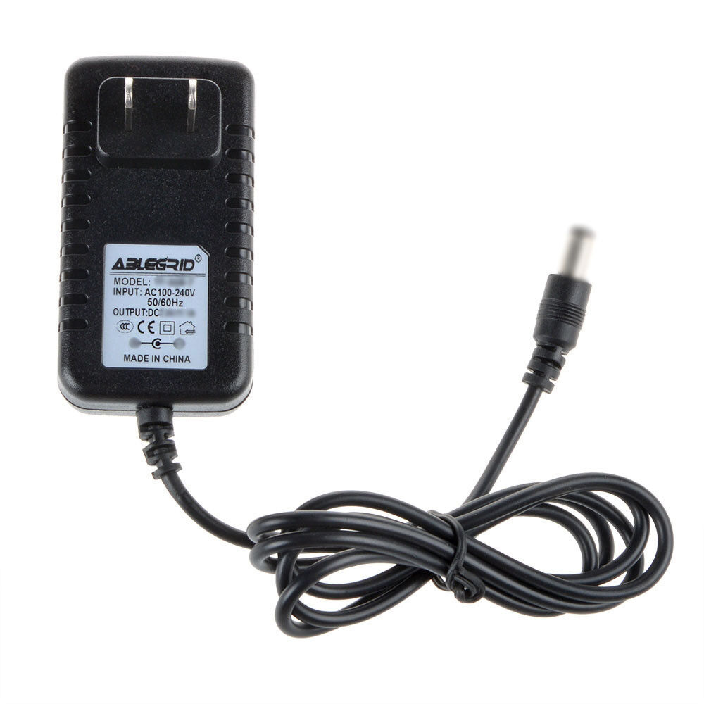 Ac Adapter Charger For Radioshack Ad 316 Dc 12v 500ma