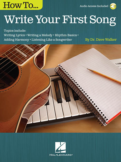 how to write your first song lyrics melody harmony book
