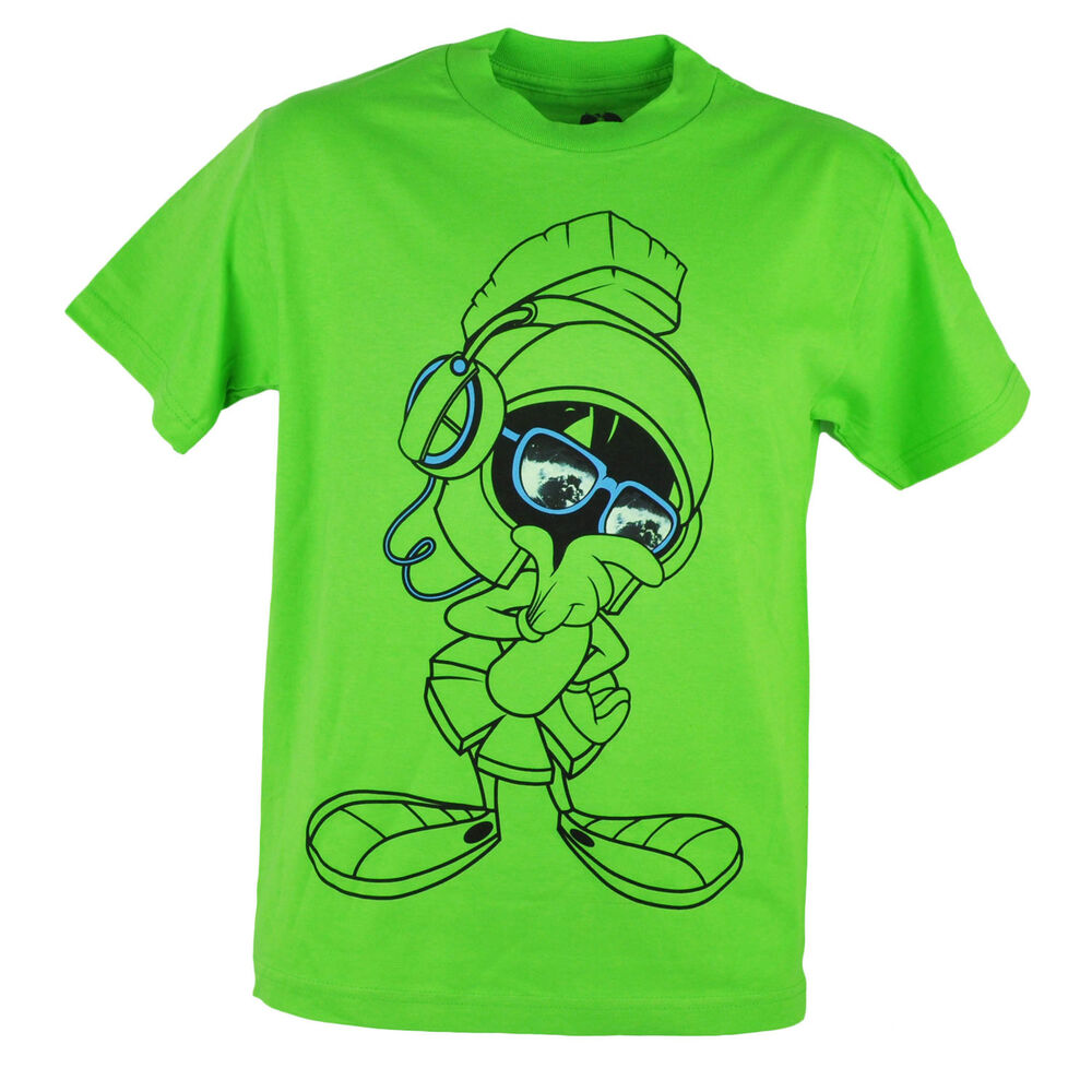 Marvin The Martian T Shirts