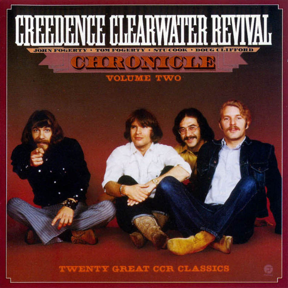 Vol. 1-chronicle-20 greatest h - Creedence Clearwater ...