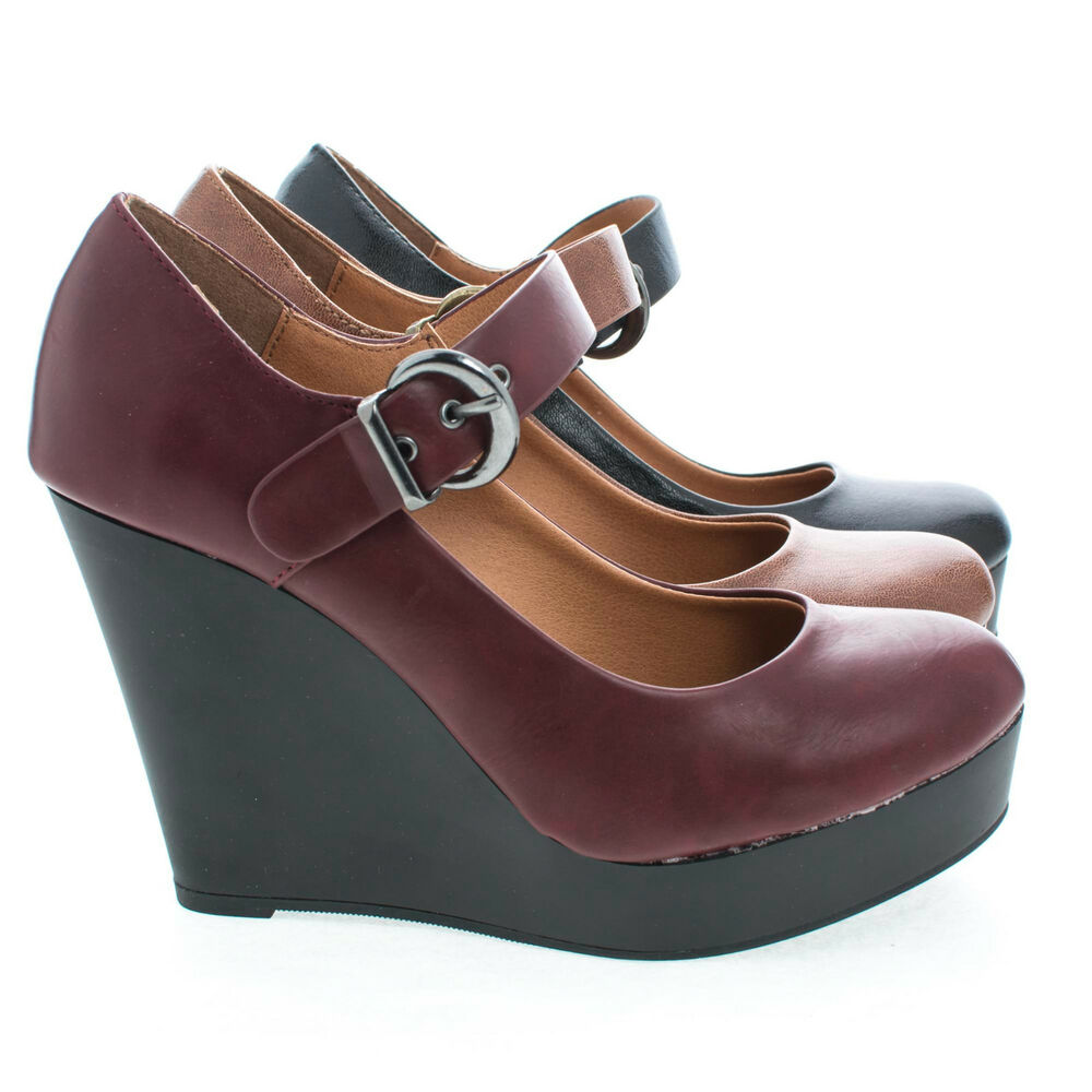 Open Toe Mary Jane Shoes