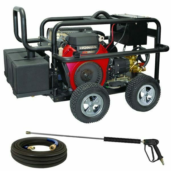 Be Professional 5000 Psi Belt Drive Gas Cold Water