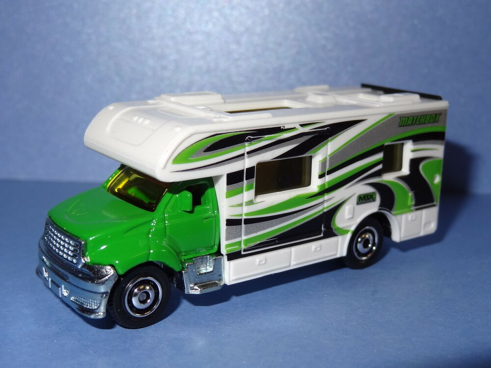 Matchbox Motorhome Rv Approx Ho Scale Limited Edition Hard