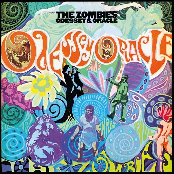 The Zombies Odessey Amp Oracle Varese Sarabande Records New