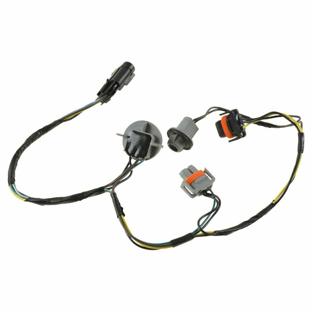 oem 15930264 headlight wiring harness lh or rh side for 08
