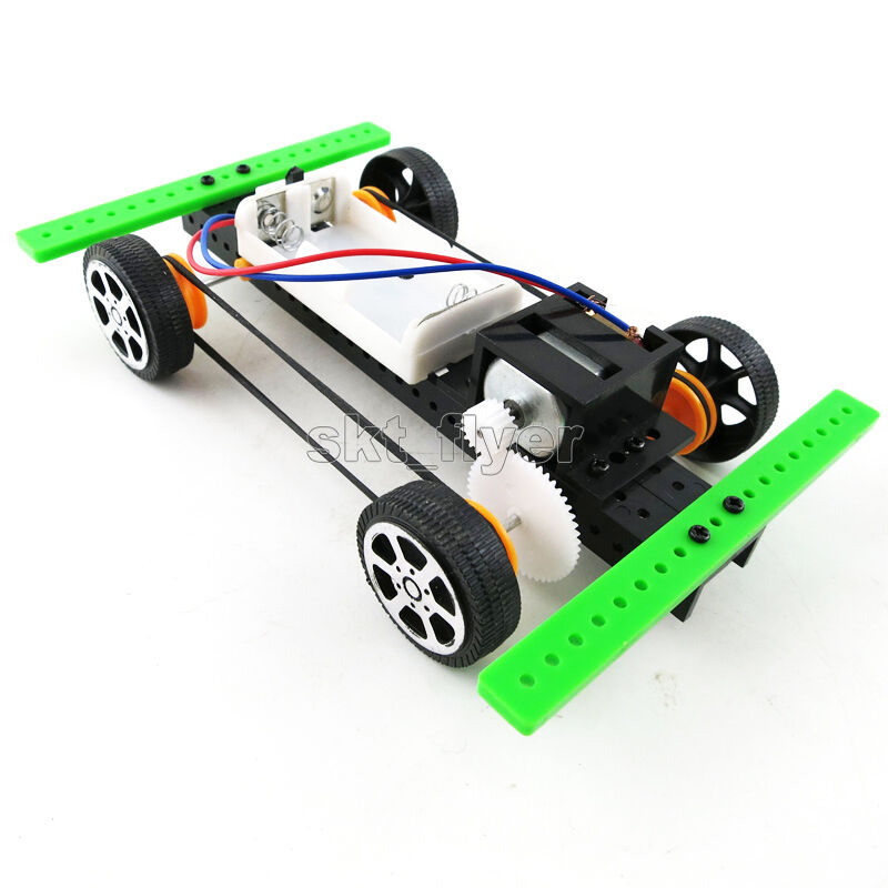 Four-wheel Drive Car Kits Educational DIY Hobby Robotic ...