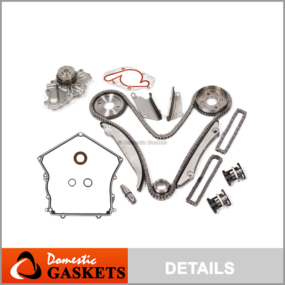 02-06 Chrysler 300 Dodge 2.7L Timing Chain Water Pump