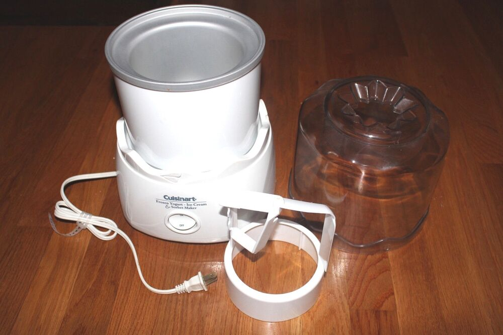 Replacement Parts Cuisinart Ice 20 Ice Cream Maker Machine