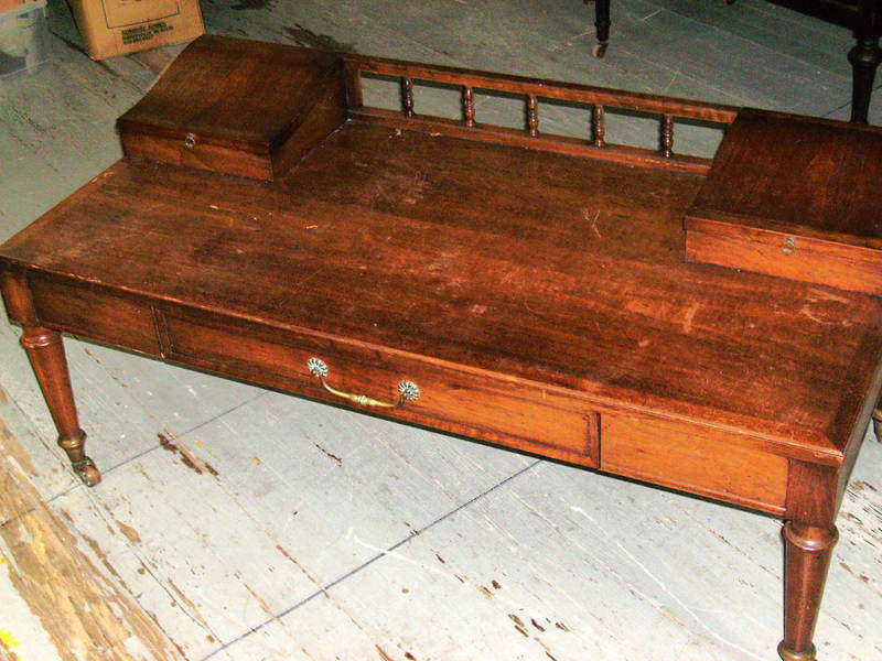 L K At This Rare Beautiful Vintage Antique Wood Heritage Henredon Coffee Table Ebay