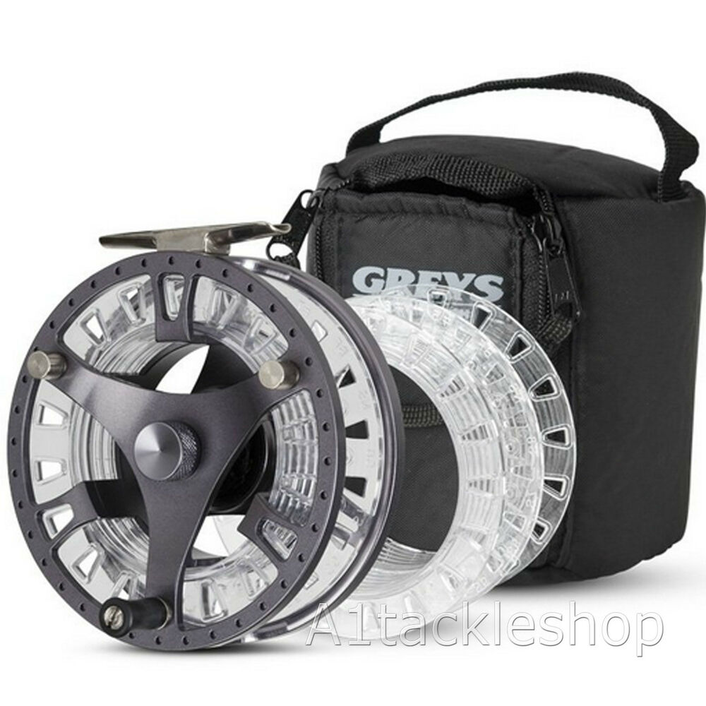 Greys gts 700 trout fly fishing reel ebay for Fly fishing reels ebay