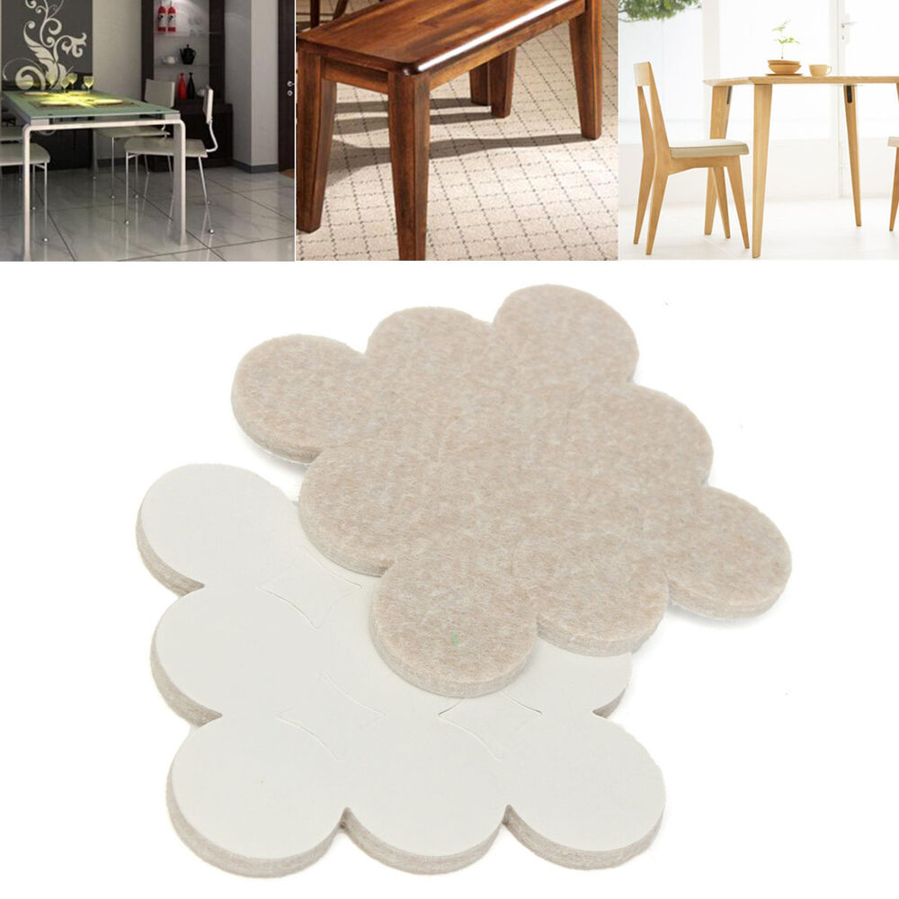 18x Adhesive Floor Furniture Wall Chair Table Scratch
