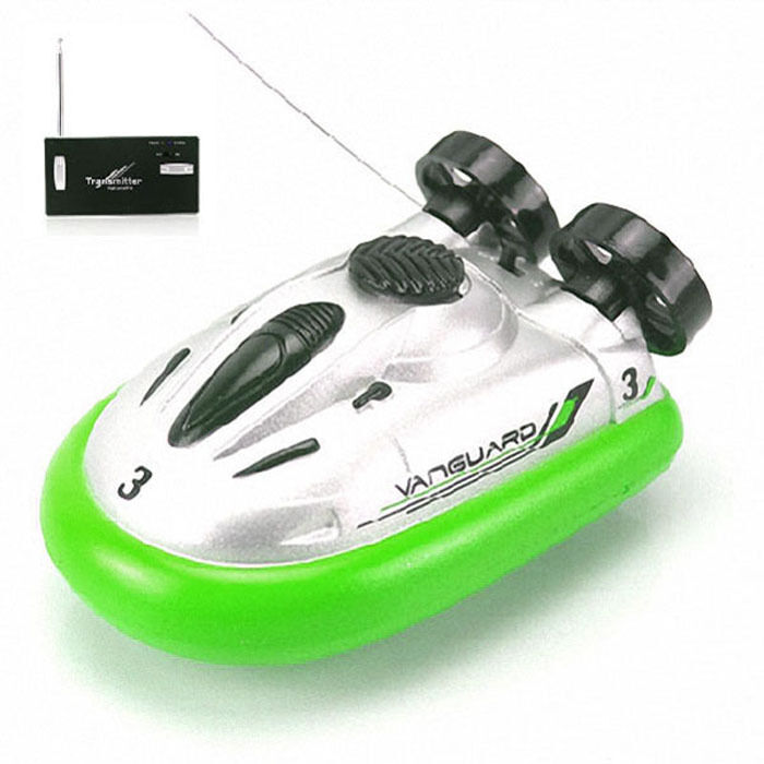 Mini I/R RC Remote Control Sport Hovercraft Hover Boat Toy ...