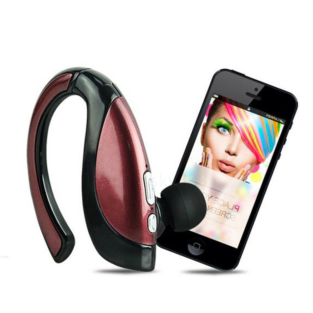 stereo a2dp bluetooth headset headphone for iphone 6s 6. Black Bedroom Furniture Sets. Home Design Ideas