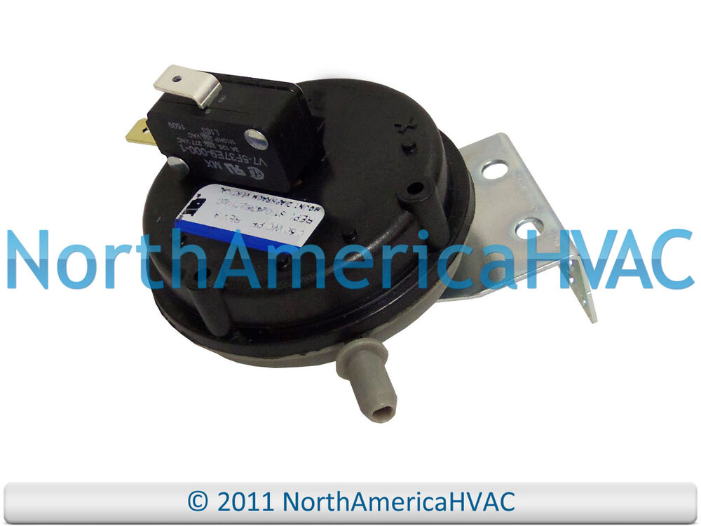 York Coleman Luxaire Furnace Air Pressure Switch 9371vo Bs