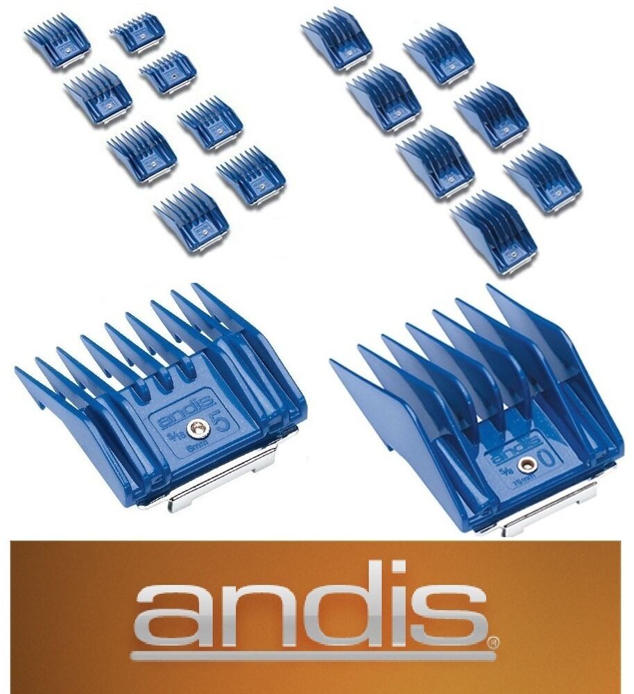 1 andis ag bg universal clip guard guide blade combfit for Andis dog clipper blade guide