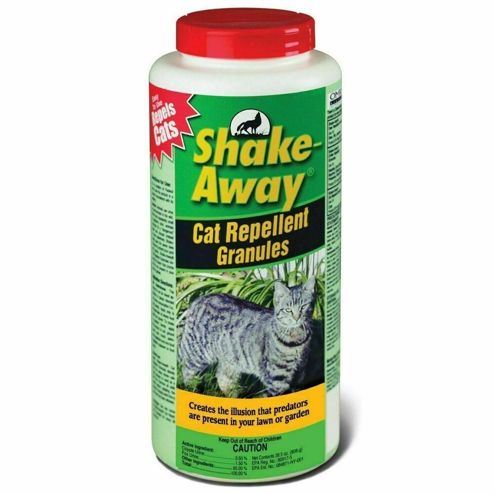 What Is The Best Cat Repellent For The Garden