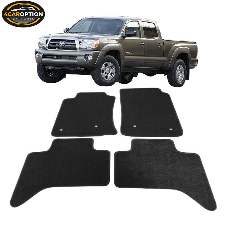 Limited Time Sale 05-10 Toyota Tacoma Floor Mats Carpet