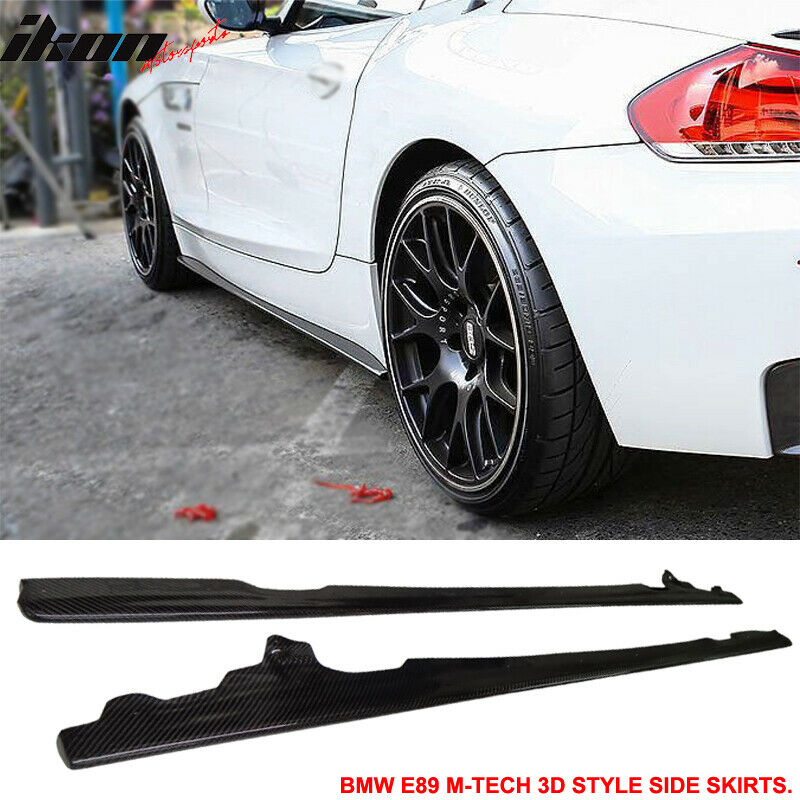 Bmw Z 4 Price: 09-14 BMW E89 Z4 2Dr M-Tech & M-Sport Only Side Skirts