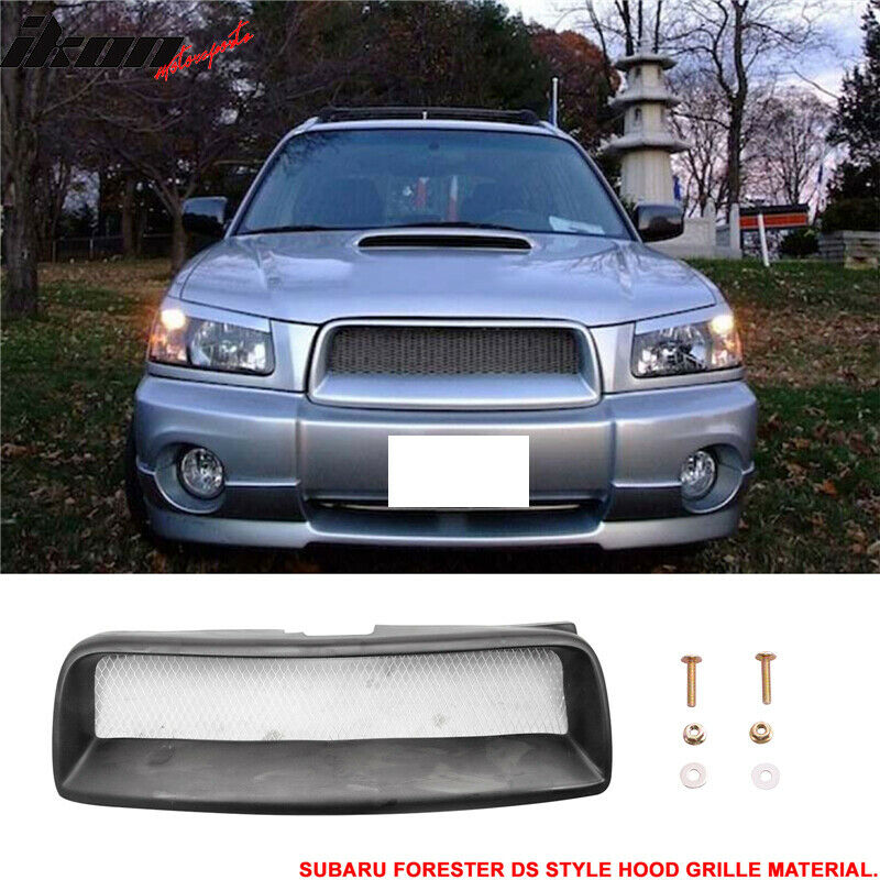 Fit For 04 05 Subaru Forester Sg Wagon 4dr Ds Front Hood