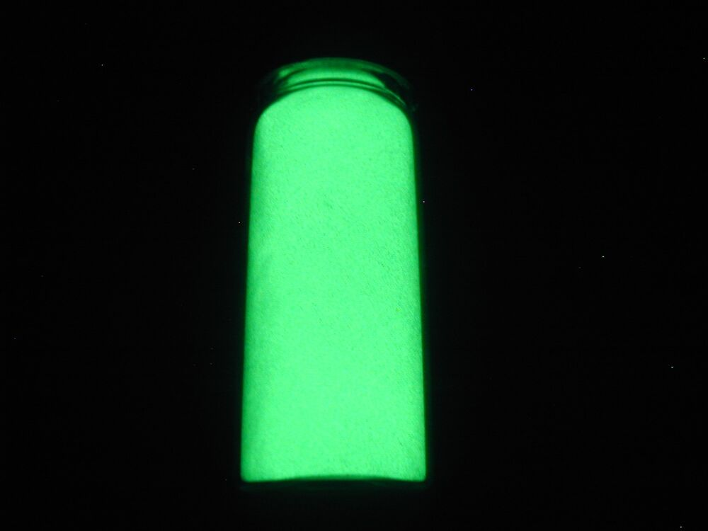 Green Glow In The Dark Paint Guaranteed Brightest Glow