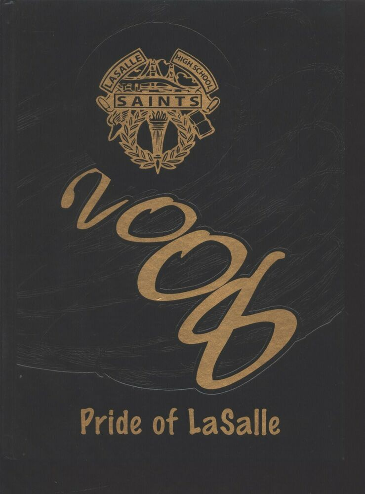 St Ignace Mi Lasalle High School High School Yearbook