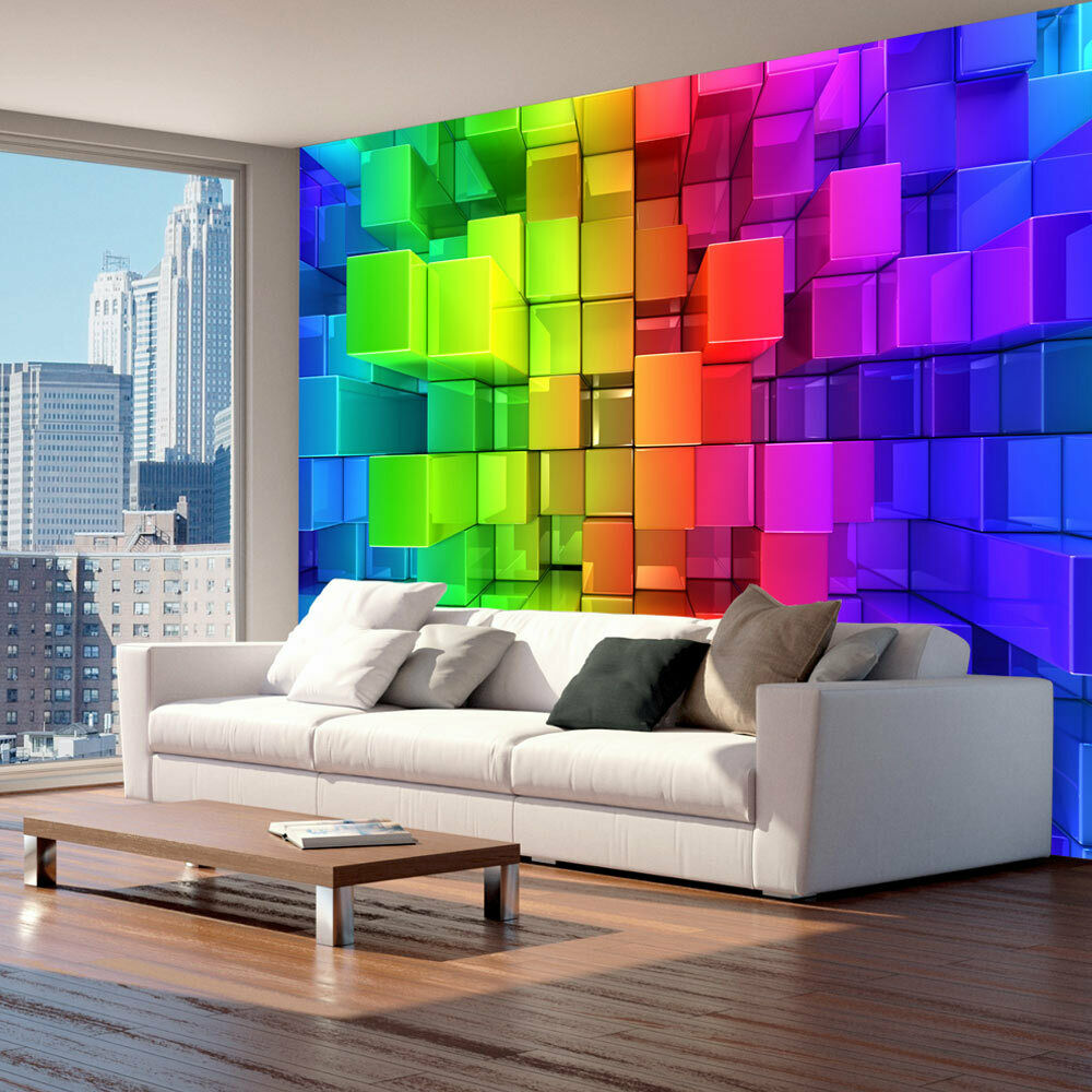 fototapete 3d optik vlies tapete 3d effekt wandbild xxl wandtapete f a 0364 a a ebay. Black Bedroom Furniture Sets. Home Design Ideas
