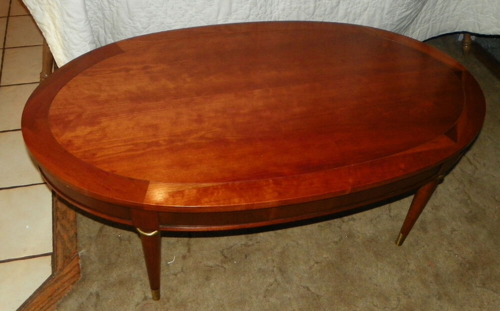 Cherry Coffee Table By Brandt Rp Ct43 Ebay