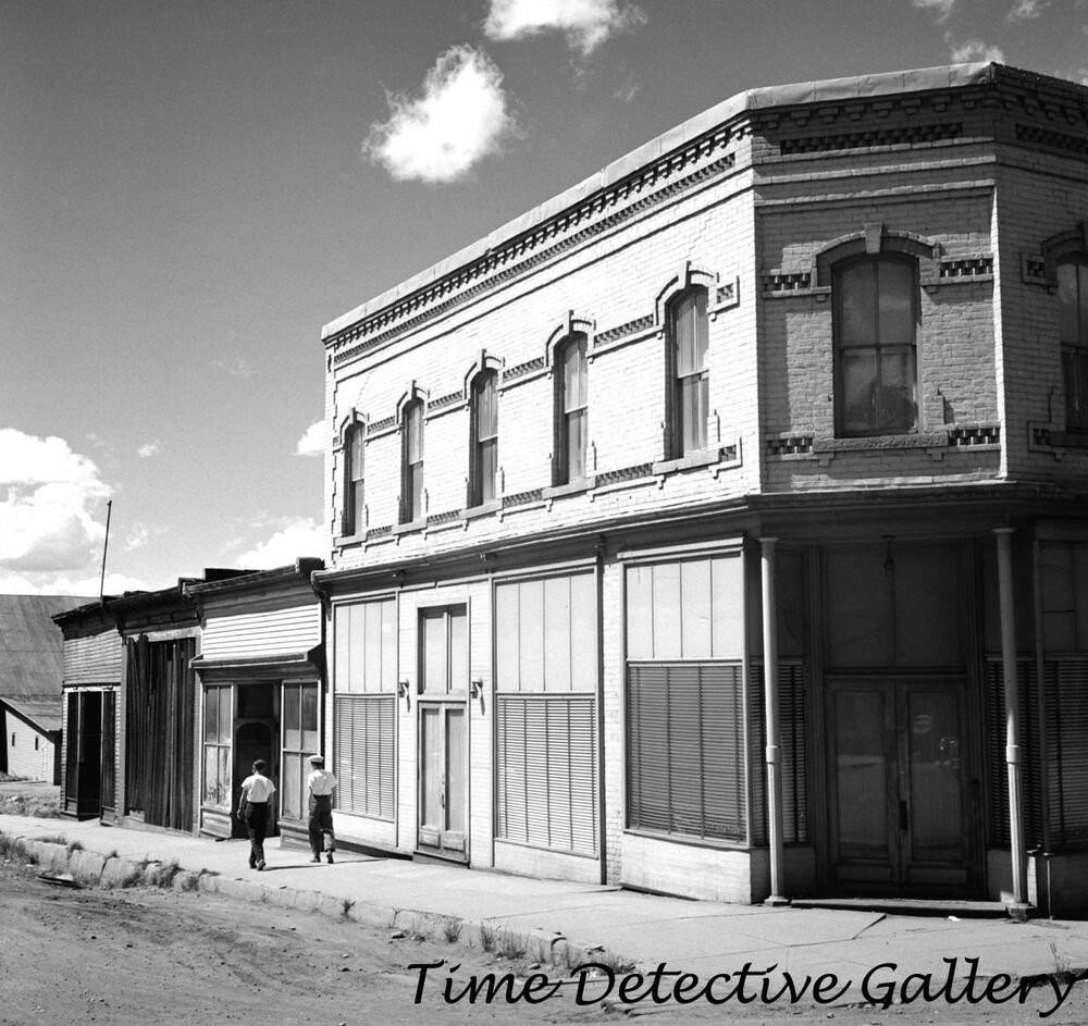 76 Best Images About Historic Downtown Storefronts On: Abandoned Storefronts, Leadville, Colorado