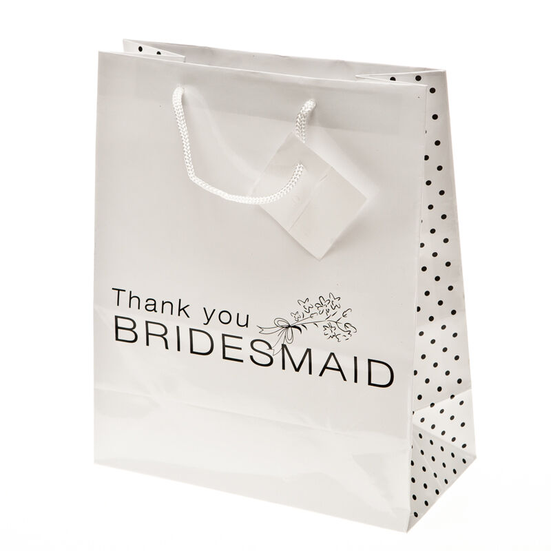 Gifts For Bride On Wedding Day From Bridesmaid: Bridesmaid Gift Bag, Wedding Favors, Hotel Reception